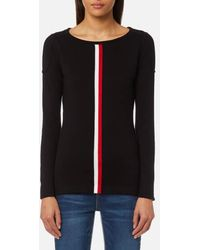 Barbour - Women's Byway Knit Jumper - Lyst
