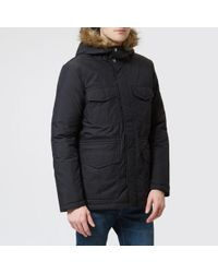 PS by Paul Smith - Men's Parka Jacket - Lyst