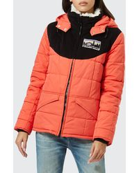 Golden Goose Deluxe Brand - Agena Quilted Cotton Jacket - Lyst