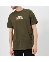 OAMC - Men's Acid Glaser Tshirt - Lyst