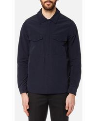 PS by Paul Smith - Men's Shirt Jacket - Lyst