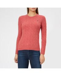 Polo Ralph Lauren - Women's Julianna Jumper - Lyst