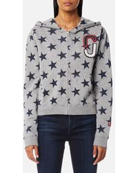 Marc Jacobs - Women's Hoody Star Print Sweatshirt - Lyst