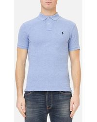 Polo Ralph Lauren - Men's Slim Fit Polo Shirt - Lyst