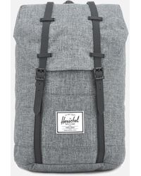Herschel Supply Co. - Men's Retreat Backpack - Lyst