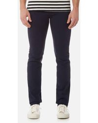 Levi's | Men's 511 Slim Fit Jeans Nightwatch Blue Bi | Lyst