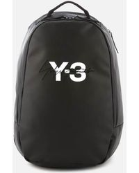 7795bdbbb9 Y-3 Ultratech Backpack in Black for Men - Save 34.94423791821562% - Lyst