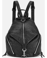 Rebecca Minkoff - Women's Julian Leather Backpack - Lyst