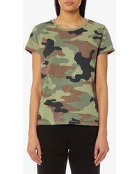 Polo Ralph Lauren - Women's Cameo Tshirt - Lyst