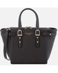 Aspinal - Women's Marylebone Mini Tote Bag - Lyst