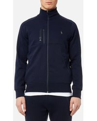Polo Ralph Lauren - Men's Zipped Track Top - Lyst
