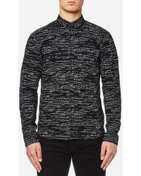 HUGO - Men's Ero 3 Patterned Shirt - Lyst