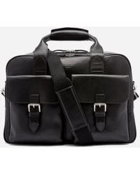 Aspinal of London - Men's Harrison Overnight Business Bag - Lyst