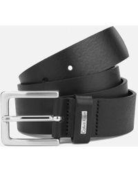 Calvin Klein | Mino Mino Leather Belt | Lyst