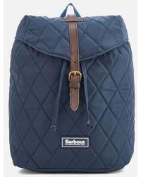 Barbour - Women's Saltburn Backpack - Lyst