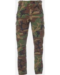 Polo Ralph Lauren - Slim Fit Modern M43 Cargo Trousers - Lyst