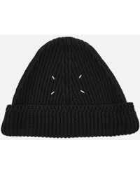Maison Margiela - Men's Wool Hat - Lyst