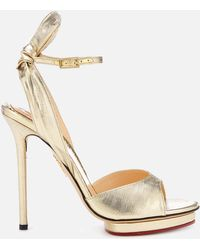 Charlotte Olympia - Wallace Sandals - Lyst