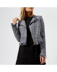 MICHAEL Michael Kors - Women's Tweed Jacket - Lyst
