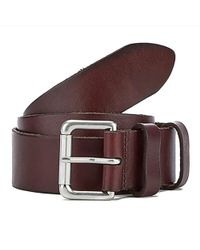Polo Ralph Lauren - Men's Leather Belt - Lyst