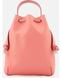 meli melo - Briony Mini Top Handle Backpack - Lyst