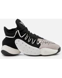 3101e33e3d878 Lyst - Y-3 Lazelle Trainers in White for Men