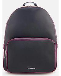 PS by Paul Smith - Women's Multi Stripe Strap Backpack - Lyst