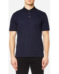 HUGO - Men's Dateno Textured Polo Shirt - Lyst