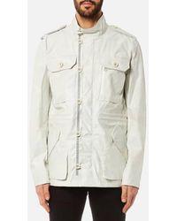 HUNTER - Men's Original Utility Jacket - Lyst