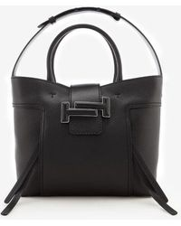 Tod's - Women's Shopping Tote Bag - Lyst