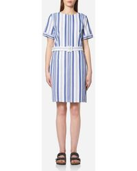 A.P.C. - Women's Naxos Dress - Lyst