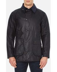 Barbour - Heritage Men's Si Bedale Wax Jacket - Lyst