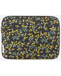 Ganni - Women's Fairmont Laptop Case - Lyst