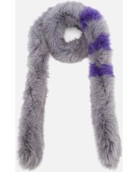 BKLYN - Women's Fox Fur Scarf - Lyst