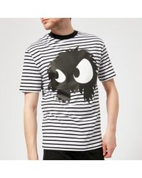 McQ - Men's Dropped Shoulder Mad Chester Tshirt - Lyst