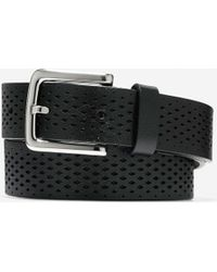Cole Haan - Washington Grand 32mm Laser Perforated Belt - Lyst