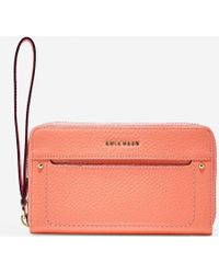 Cole Haan - Tali Smart Phone Wallet - Lyst