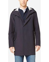 Cole Haan - Seamsealed Hooded Topper Jacket - Lyst
