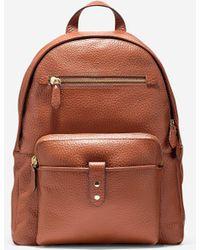 Cole Haan - Saunders Backpack - Lyst