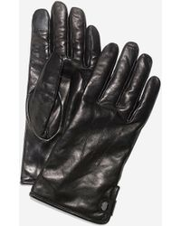 Cole Haan | Men's Side Snap Gloves With Center Points | Lyst