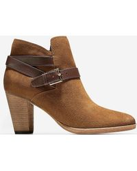 Cole Haan - Hayes Strap Bootie (75mm) - Lyst