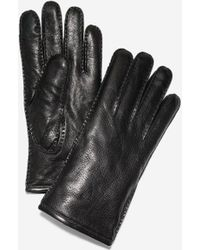Cole Haan | Snap Button Gloves | Lyst