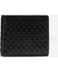 Cole Haan - Brayton Weave Bifold Wallet With Coin Pocket - Lyst