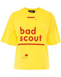DSquared² - Bad Scout T-shirt - Lyst