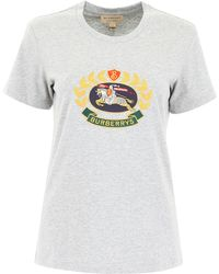 Burberry - Archive Logo T-shirt - Lyst