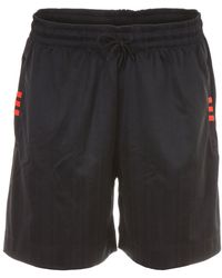 Alexander Wang - Soccer Bermuda Shorts - Lyst