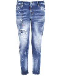DSquared² - Cool Girl Jeans With Five Pockets - Lyst
