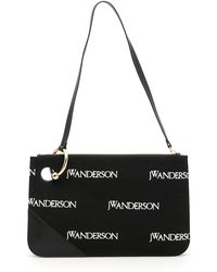 JW Anderson - Logo Pierce Clutch - Lyst