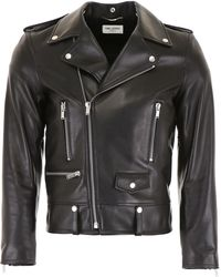 794c9733d6a Men's Saint Laurent Jackets - Lyst