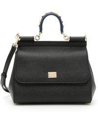 Dolce & Gabbana - Medium Sicily Bag - Lyst